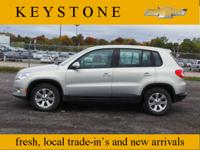 Check out this 2009 Volkswagen Tiguan S. Drive off in a