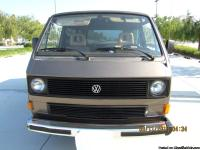 1984 Volkswagen Vanagon, 2.0 Water_Cooled engine,
