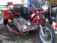 TRIKE up for sale if u know anyone looking for a fixer