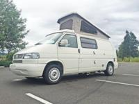 Up for sale 1997 Volkswagen Eurovan full camper Rv made