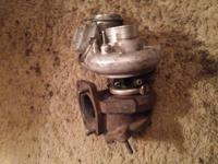 This used Volvo OEM Turbo that came off a 2001 C70 with