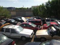 Parting out a large variety of Volvo's as well as stock
