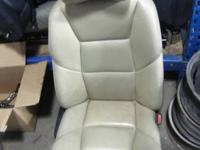 Have a full set of interior (Front seats, back seat,