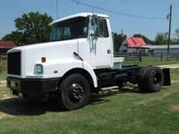 I have a nice Volvo single axle road tractor. This