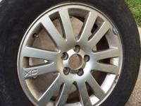 I have 4 original rims came off from 2008 volvo xc90