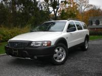 2003 volvo xc70 with 95k on the odometer. This all