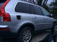 I have volvo xc90 for parts , let me know what you need