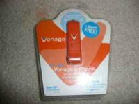 FOR SALE, VONAGE V-PHONE. CONNECTS TO ANY USB PORT.