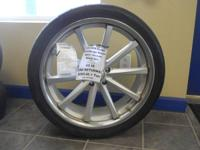 Used wheels: Vossen, for 06-09 Rang Rover/ RR Sport