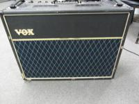 This amp is in great working condition and comes with
