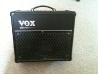 Awesome little 15w practice amp. Has a full line of