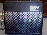 Hi, Selling a Vox AD30VT amp -amp is practically brand