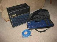 This amp sounds great and is in great condition. Comes