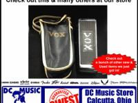 Vox wah pedal. Used however functions well and seems