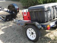I have a voyager trike kit and trailer for sale. This