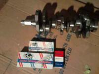 I have a compleat VQ35DE ARP Head and main studs new it