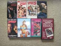 FROM MY PERSONAL COLECTION. 1) SPEED 2) AMERICAN PIE 3)