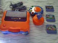 I have a Vtech Vsmile bundle that includes the console,