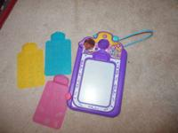 Vtech Doc McStuffins writing toy. Teaches ways to
