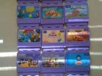 FOR SALE: USED AND IN GREAT SHAPE 15 VTECH GAMES AM