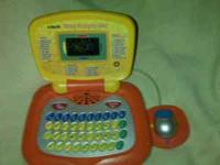 Vtech Laptop - Lots of fun learning games - only $15 In