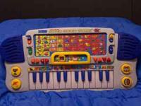 VTECH LITTLE SMART SUPER SOUND WORKS RECORDING