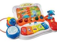 VTech Electronics Sing & Discover Story Piano - I have