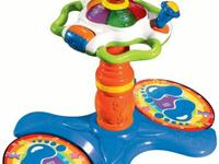 Vtech Sit To Stand Dancing Tower Description Dance your