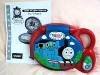Vtech - Thomas & Friends Laptop - $25 Built-in mouse to