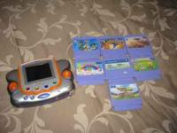 Hi, this is used and has Seven Games with it. The