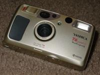 Publishing is for this vtg. Yashica T4 Super D