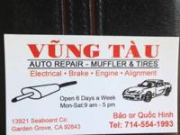 we service all car oil change $25