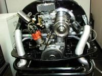 recently rebuilt 1600cc dual port engine new: main
