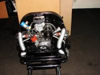 rebuilt 1600cc rebuilt bug engine single port 100%