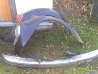 L/R front & L/R rear fenders, front/rear bumpers for