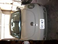 I have a 1998 volkswagen beetle it is white in color,