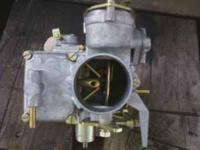BRAND NEW VW BUG CARB. DON'T KNOW ANYTHING ABOUT IT,