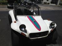 1976 VW DUNE BUGGY STREET LEGAL,ALL LIGHTS WORK, TURN