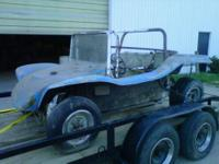 Have a VW dune buggy (no title) with a fiber glass tub,