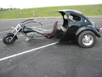 Super cool ride needs a new home. Got this trike on a