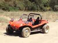 Nice Manx buggy - Manx Club registered. - See it at