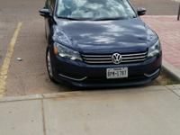 2013 VW PASSAT for sale. The vehicle is in great