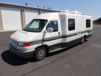Class B plus, Fully self contained, 2 passenger.Full