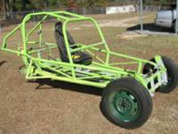 For sale is a dune buggy project I no longer have time