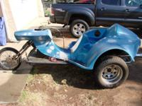 VW Trike Type 2 Automatic Custom Build 1835cc,