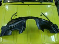 Rain Shield for VW Bug, Super Beetle air cooled only.