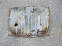 FOR SALE:  VW Pedal Splash Pan Fits 1968-1979 VW Type