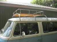 FOR SALE:  VW Bus Roof Rack Fits:  Split Window Buses