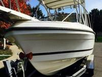 "_)!#~@:""#!VERY GOOD CONDITION, LOW HOURS ON BOAT AND"