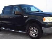 READY 2004 FORD F150 CREW CAB. XLT EDITION. ONLY 65000